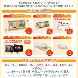 Yahoo!mobage新春大プレゼントキャンペーン